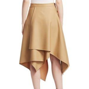 3.1 Phillip Lim Skirts - NWT Phillip Lim Handkerchief Skirt Camel 6
